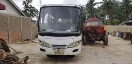 Bus Isuzu elf NKR 71 . Bus karyawan. Non AC.