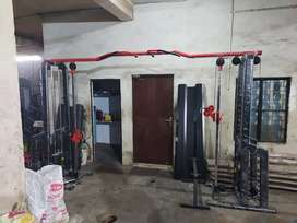 High quality imported quality commercial gym setup