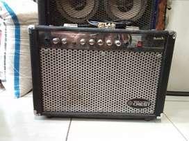 Amply Gitar Silvercrest SCM 30