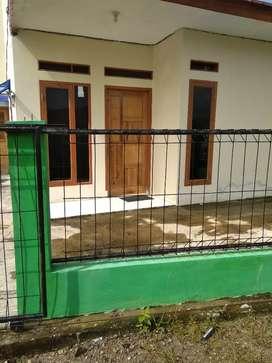 Rumah kontrakan di aro kota solok