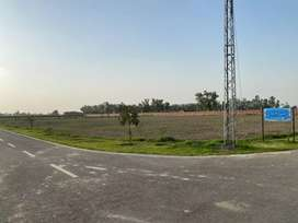 Paragon city 8 Marla rasidential plot for sale at ideal location