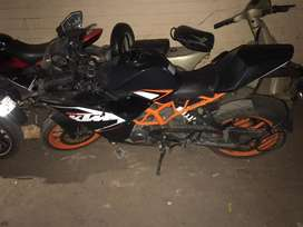 KTM RC 200 in awesom condition