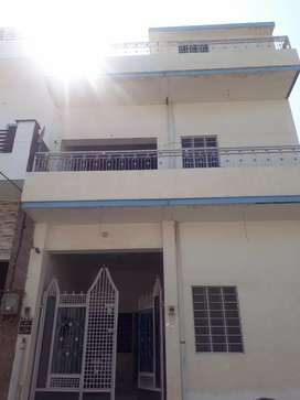 Fully furnished home for rent in m p colony