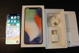 Apple I phone X refurbished model available at best rate  COD Availabl