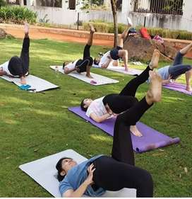 Young and Teen Yoga instructor
