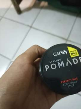 Gatsby pomade perfect rise