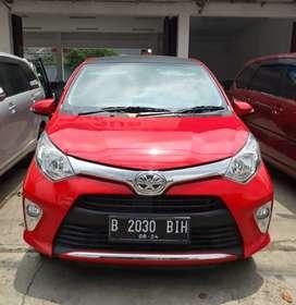 Toyota Calya G Matic Tahun 2019 Km14rb tt Avanza/Xenia/Sigra/Ertiga