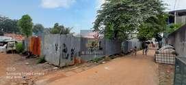 Tanah Strategis di Jatibening Cocok Untuk Rumah Kontrakan Gudang dll