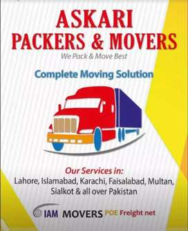 Askari Packers AND MOVERS