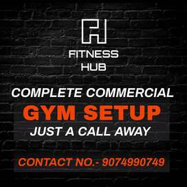 Fitness Hub Gym Machine