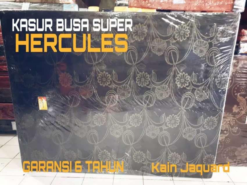 PROMO Kasur Busa SUPER merk HERCULES Foam ORIGINAL Garansi 6 TH 0