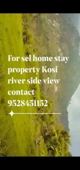 It is on 20 bigha area in corbett landscape in path koth.