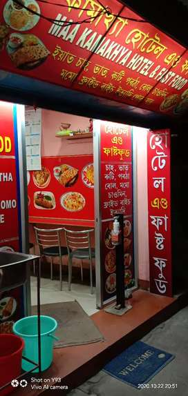 Head Cook for Indian and Chinese food