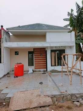 Rumah minimalis 400 jt an free biaya2 di Cikeas Cibubur SBY