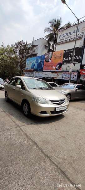 Honda City 1.5 EXi New, 2008, Petrol