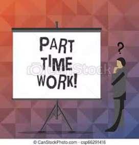 PART TIME JOB HAND WRITING WORK