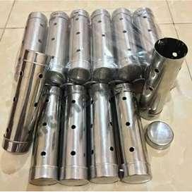 Alat cetak lontong bahan aluminium 12pc