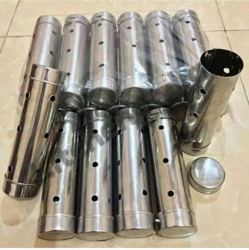 Alat cetak lontong bahan aluminium 12pc 0