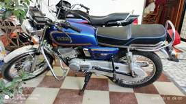 Yamaha rx 100 in mint condition
