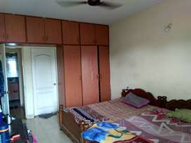 1 room in 3bhk on double sharing