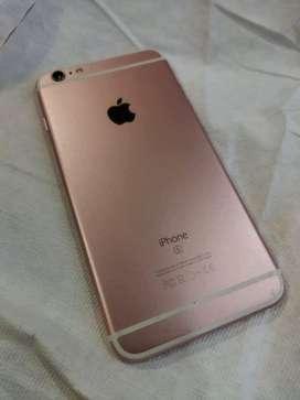 Jual Cepat iPhone 6s Plus Rose Gold 128 GB Bisa Nego