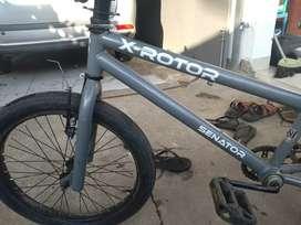 Sepeda anak senator X-Rotor semi BMX