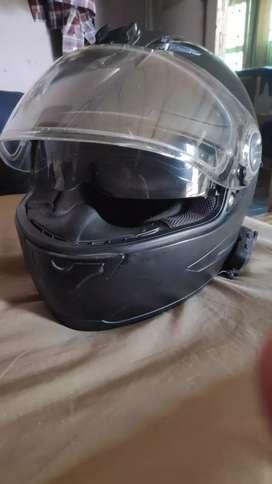 Scorpion exo 500 helmet with Bluetooth
