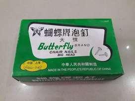 Paku Becak Butterfly