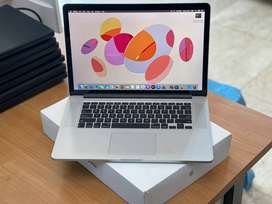 MacBook Apple Murah core i7 ssd 500gb 15inch ZOOM camera NVIDIA