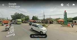 Rumah mewah pinggir jl raya di jonggol-cileungsi