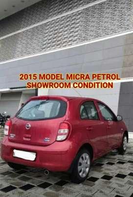 Nissan Micra, 2015, Petrol
