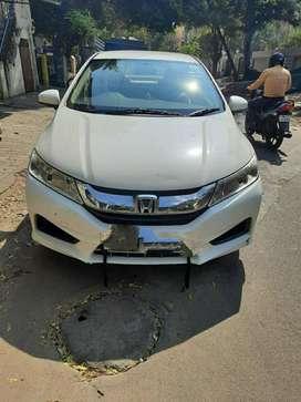 Honda City ZX CVT i-vtec, 2014, Petrol