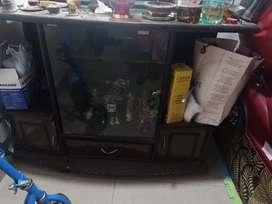 TV unit cumming showcase