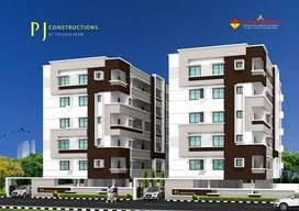 2 BHK  East Facing Appartment in Dowlaiswaram