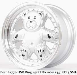 modell BEAR L1770 HSR R15X8 H8X100-114,3 ET25 SML