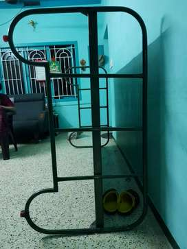 Steel Cot for sales