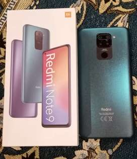 Remni note 9 with warranty 10/10