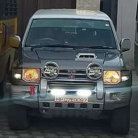 Immaculate condition 4x4 fully loaded pajero