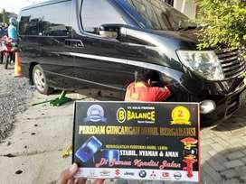 BUKTIKAN Kualitas Karet Peredam Mobil Merk BALANCE, Tahan 7 thnan