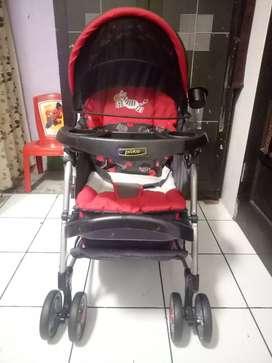 Stroller Bayi Merk Pliko Tipe Nitro
