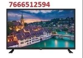 """Maha Bachat offer 32"""" smart full HD LED TV with Box pack on sale"""