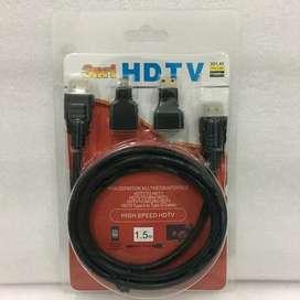 Kabel HDTV 3 in 1