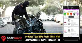 GPS Tracking System for Rent a Bike