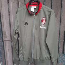 Jaket Jersey AC Milan