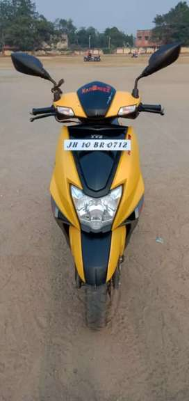 Tvs ntorq 125 is in very good condition but Noc ll given after 6months