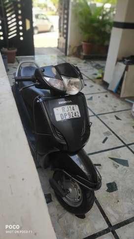 21000 Km Honda activa at 35000 Rs.