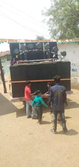 New Dj sound sell karna hai 1year hua hai 4.30 lakh