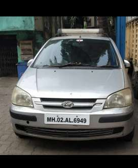 Hyundai Getz 2005 CNG & Hybrids Well Maintained