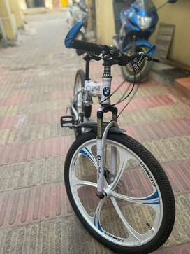 Folding bicycle brand new