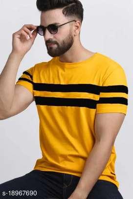 Catalog Name:*Pretty Fashionable Men Tshirts* Fabric: Cotton mantshirt
